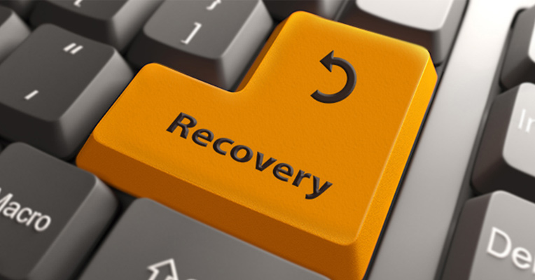 How to recover missing or deleted files