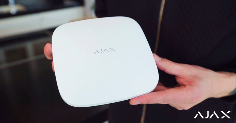 Smart home system by Ajax