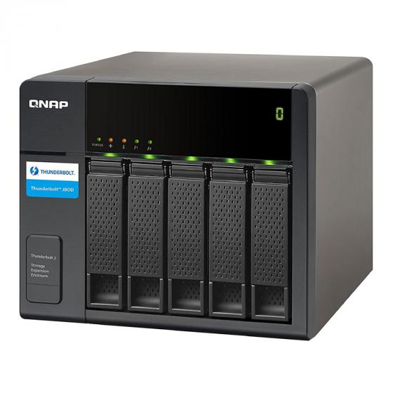QNAP TX-500P 5-Bay Desktop NAS Expansion