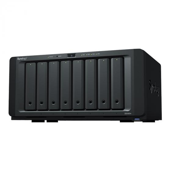 Synology DS1819+ 24TB 8-Bay NAS Solution