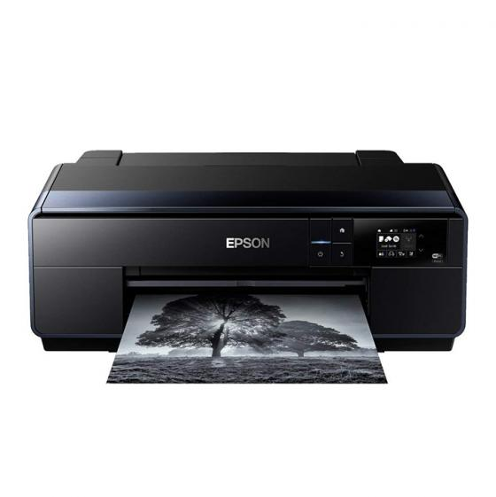 Epson SureColor SC-P600 Wi-Fi Pro-Photo Printer, Black