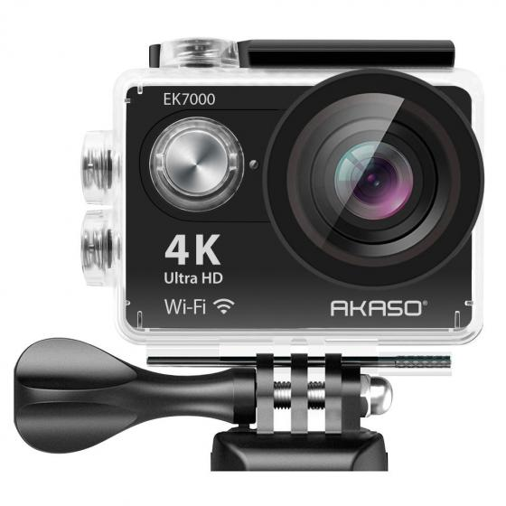 AKASO EK7000 Action Camera (4K, WiFi, Waterproof)