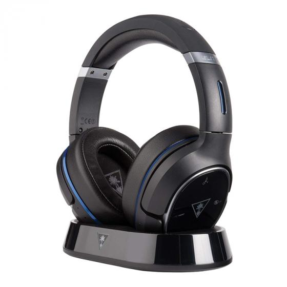 Turtle Beach Elite 800 Premium Wireless with DTS Headphone:X 7.1 Surround Sound Gaming Headset