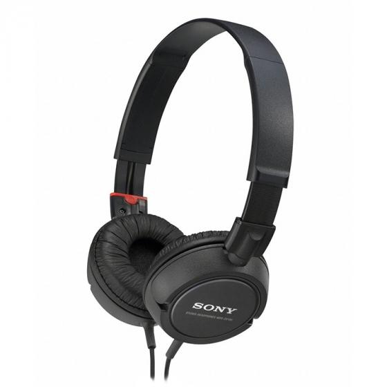 Sony MDR-ZX110 Stereo Headphone - Black