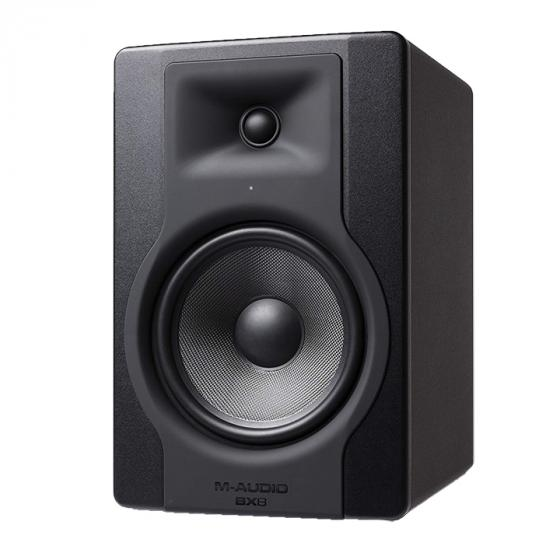 M-Audio BX8 D3 Professional 2-way active studio monitor speaker