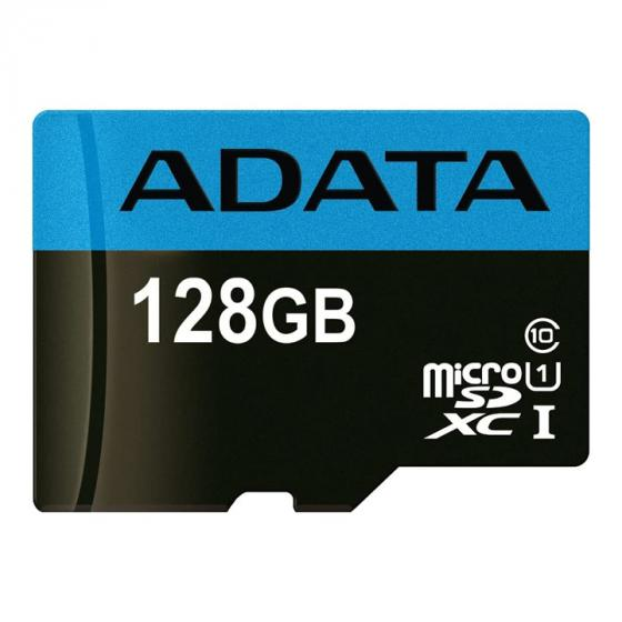 ADATA Premier 128GB High Capacity Micro SD Card with SD Adapter