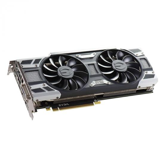 EVGA GeForce GTX 1080 SC GAMING ACX 3.0 (08G-P4-6183-KR) 8GB GDDR5X, LED, DX12 OSD Support (PXOC) Graphics Card