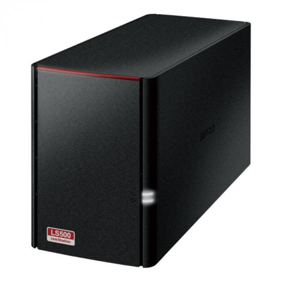 Buffalo LinkStation 520D 2-Bay Desktop NAS