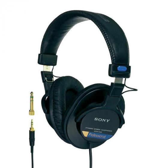 Sony MDR-7506/1 Professional Headphone, Black