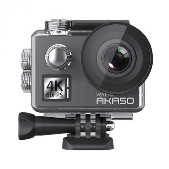 AKASO V50 Elite 4K/60fps Touch Screen WiFi Action Camera