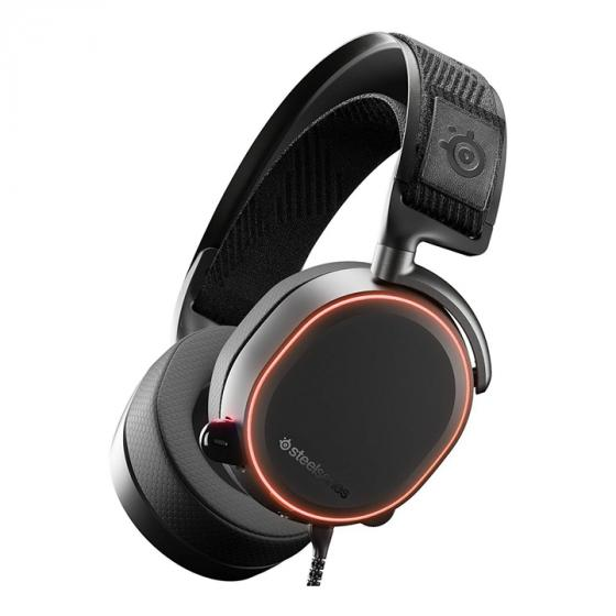SteelSeries Arctis Pro Gaming Headset - Hi-Res Speaker Drivers