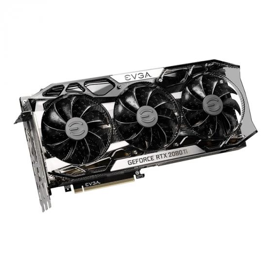 EVGA GeForce RTX 2080 Ti FTW3 Ultra Gaming, 11GB GDDR6, iCX2 Technology Graphics Card