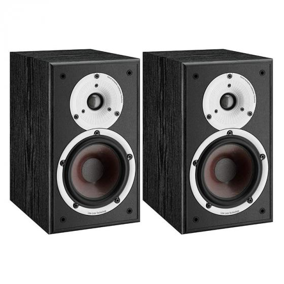DALI Spektor 2 Bookshelf Speakers (Pair) (Black)