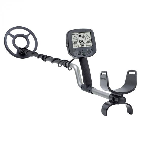 Bounty Hunter Platinum (3410014) Metal Detector with 8-Segment Digital Target Identification and depth readout