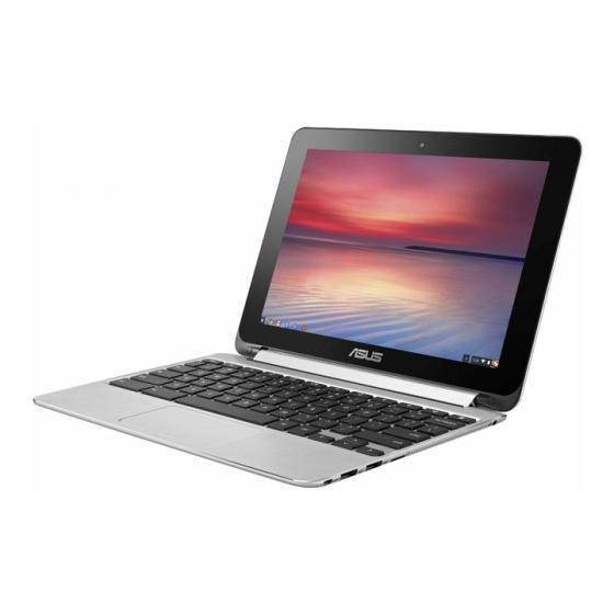 ASUS C100PA-FS0002 Touchscreen Chromebook Flip