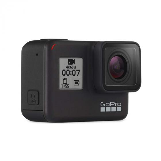 GoPro Hero7 Action Camera (4K, 12MP, Touch Screen, Waterproof)