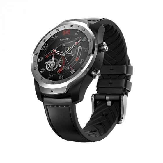 Ticwatch Pro Smartwatch with Heart Rate Sensor