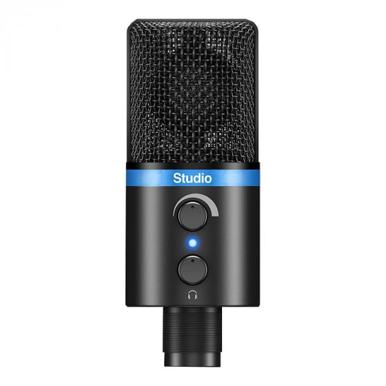 IK Multimedia iRig Mic Studio Microphone - Black