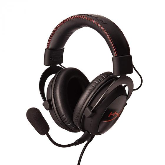 HyperX Cloud (KHX-H3CL/WR) Cloud Gaming Headset for PC/PS4/Mac/Mobile, Black