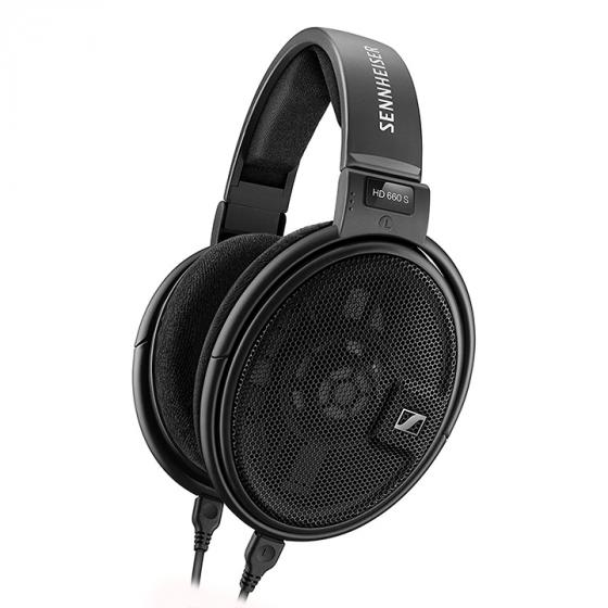 Sennheiser HD 660S Over-Ear Open Dynamic Headphones - Black