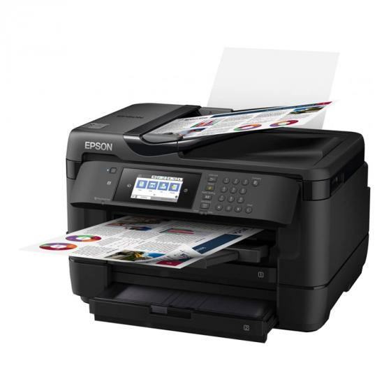 Epson WF-7720DTWF All-in-One Wi-Fi Printer