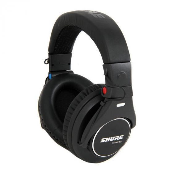 Shure SRH840 Professional Closed-back Studio & Hi-Fi Headphones
