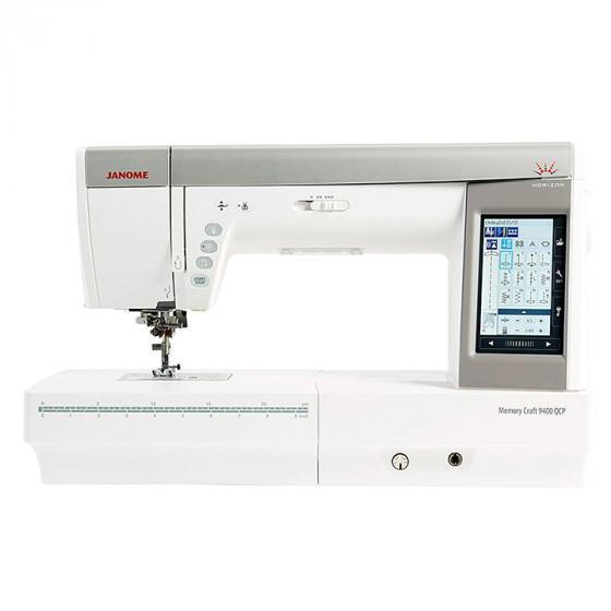 Janome Memory Craft 9400QCP Sewing Machine