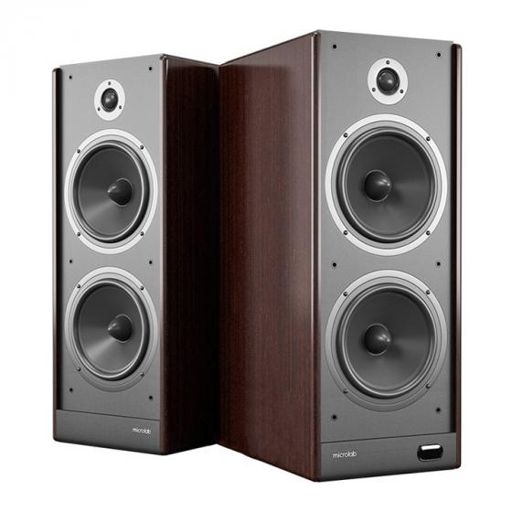 Microlab SOLO7C 2.0 Wood Case Speaker System with Remote