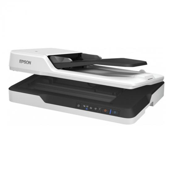 Epson WorkForce DS-1660W Flatbed Wi-Fi Scanner