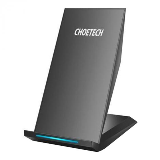 CHOETECH V-T520 Wireless Charger, Fast Qi Wireless Charging Stand