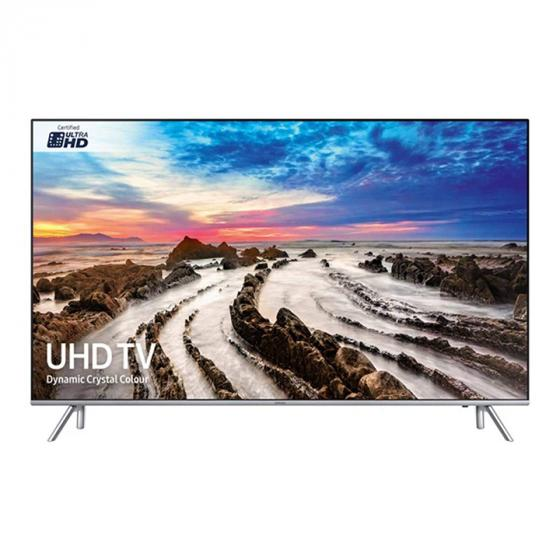 Samsung UE55MU7000TXXU SOLOCO 55inch UHD 4K LED SMART TV HDR1000 Twin Tuner