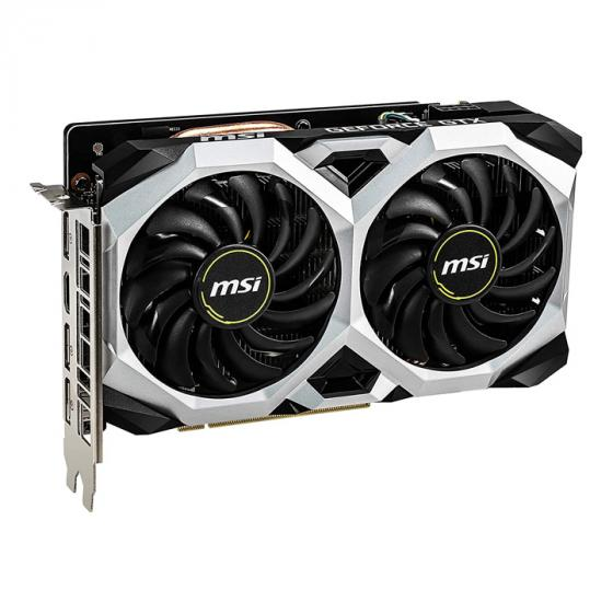 MSI GeForce GTX 1660 Ventus XS 6G OC Graphics Card 6 GB GDDR5