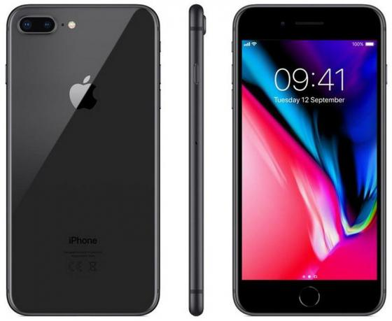 Apple iPhone 8 (64 GB) Unlocked, Space Gray