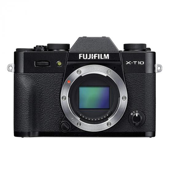 Fujifilm X-T10 Camera Body only (Black)