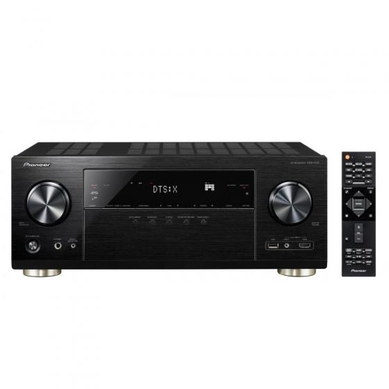 Pioneer VSX-1131 7.2 Network AV Receiver with Bluetooth - Black