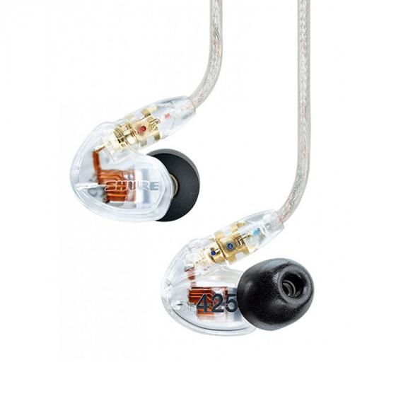 Shure SE425-CL-EFS Sound Isolating Earphones