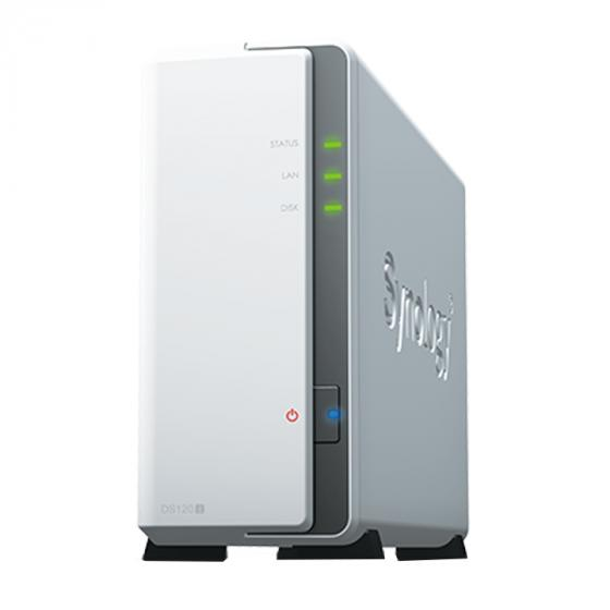 Synology DS120j 2TB 1-Bay NAS Solution