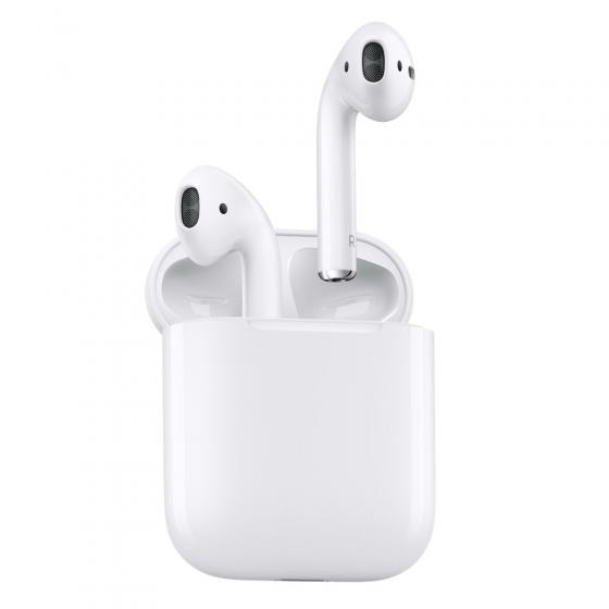 Apple AirPods In-Ear Bluetooth - White