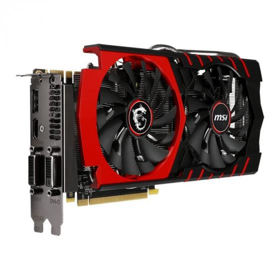 MSI GeForce GTX 970 Gaming Twin Frozr HDMI DVI-I DP Graphics Card
