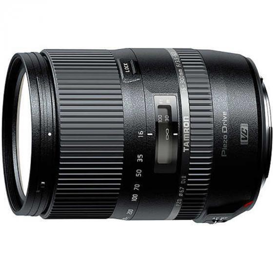 Tamron 16-300mm F/3.5-6.3 Di-II VC PZD Zoom for Nikon DX DSLR Cameras