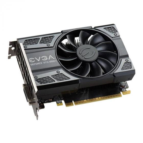 EVGA GeForce GTX 1050 Ti SC GAMING 4GB GDDR5, DX12 OSD Support (PXOC) Graphics Card