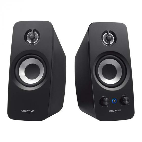 Creative T15 Wireless Line-In Bluetooth 4.0 Computer Speaker