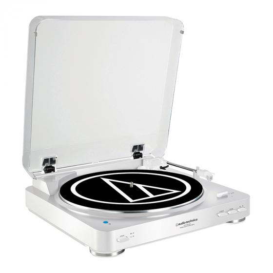 Audio-Technica AT-LP60BK Stereo Turntable