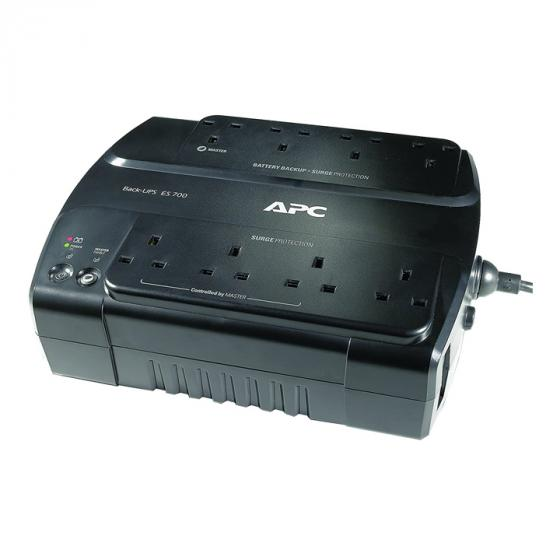 APC (BE700G) 700VA Uninterruptible Power Supply