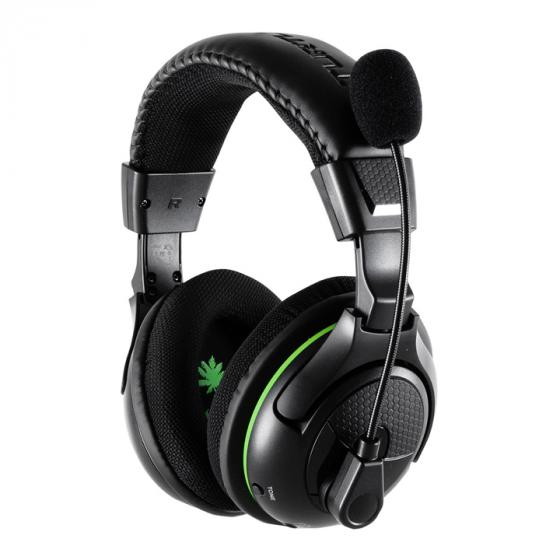 Turtle Beach Ear Force X32 Wireless Amplified Stereo Sound Gaming Headset