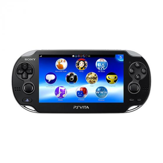 Sony PlayStation Vita New Slim 2014 version