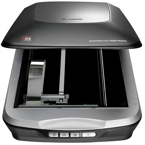 Epson V500 Perfection Photo Scanner