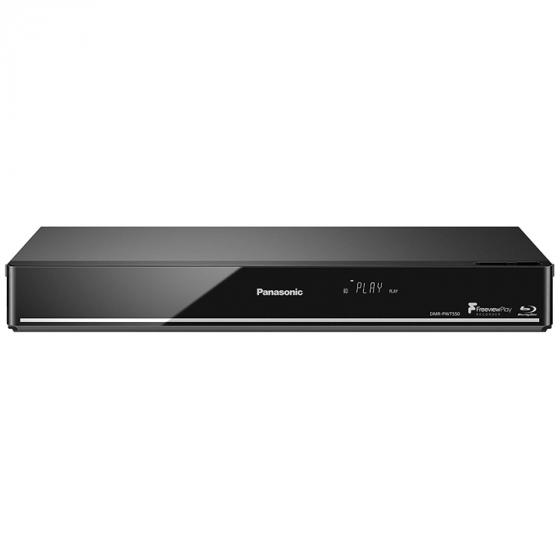 Panasonic DMR-PWT550EB Blu-Ray Player and HDD Recorder with Freeview Play