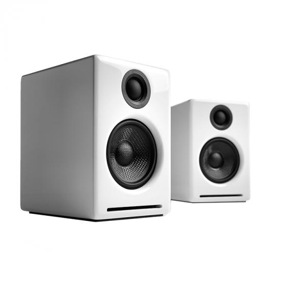 Audioengine A2+ Wireless 60W Powered Desktop Speakers