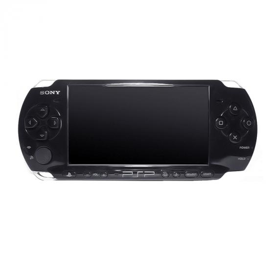 Sony PSP 3000 Series Slim and Lite Handheld Console (Black)